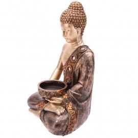 Thaise Boeddha theelichthouder