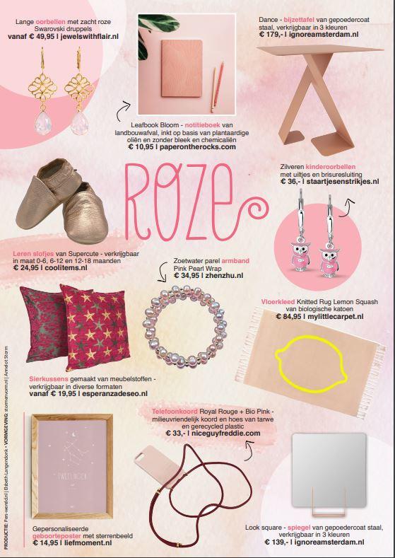 Shopping special roze juni 2020