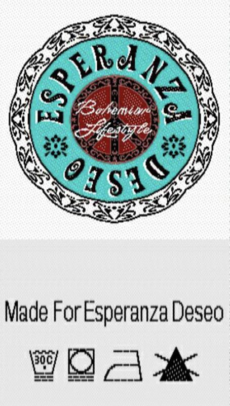 Wasinstructies kussenhoezen Esperanza Deseo ®