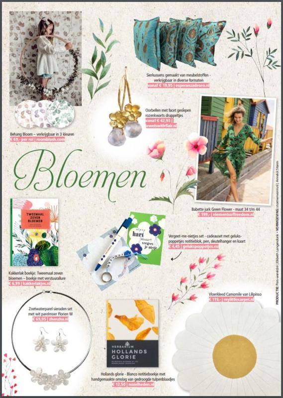 Shopping special bloemen juni 2020