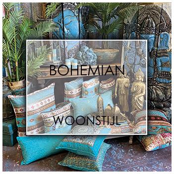 Bohemian woonstijl