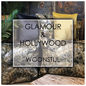 Galmour & Hollywood woonstijl