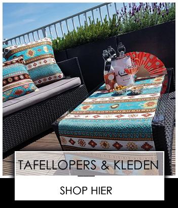 Shop tafellopers, kleden en placemats bij EsperanzaDeseo
