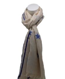 Zomer sjaal beige