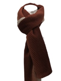 Dames sjaal rood