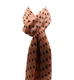 Dames sjaal roze