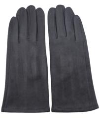 Dames handschoen blauw