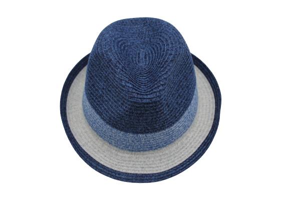 Strandhoed blauw