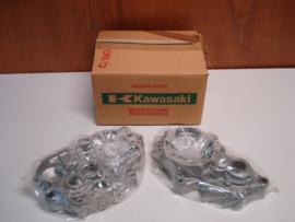 KX125-J1, 1992 Set - Crankcase nos