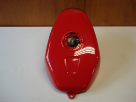KR250-C3, 1991 Tank - Comp - Fuel, Red/Gray nos
