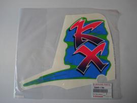 KX80-S1/V1/R1/T1, 1991 Pattern, shroud, RH nos