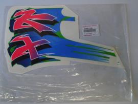 KX125-J1 / KX250-J1, 1992 Pattern, Shroud, LH nos