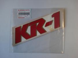 KR1-B2, 1989 Pattern Mark, KR1 nos