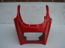 ZX900-A2, 1985 Cowling, Upp, Outer, Red nos