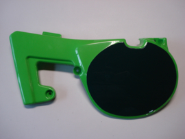 KX80-B2, 1980 Cover - Side, L.H, Lime Green nos