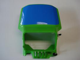 KLR600-A5/B6, 1990/1991 Cover - Assy, Head Lamp, L.Green nos