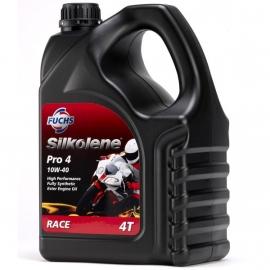 Silkolene Motorolie Pro 4  10W-40   4L
