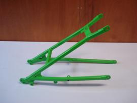 KX125/KX250-H1/H2, 1990/1991 Frame-Comp, RR nos