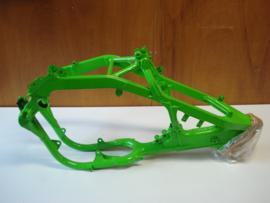 KX250-J2, 1993 Frame - Comp, FR, F.L.Green nos