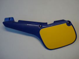 KX60-B5, 1989 Cover - Side, LH, Blue nos