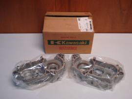 KDX250-D1 T/M D5, 1991 T/M 1995 Set - Crankcase nos