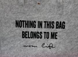 Mom Life Bag