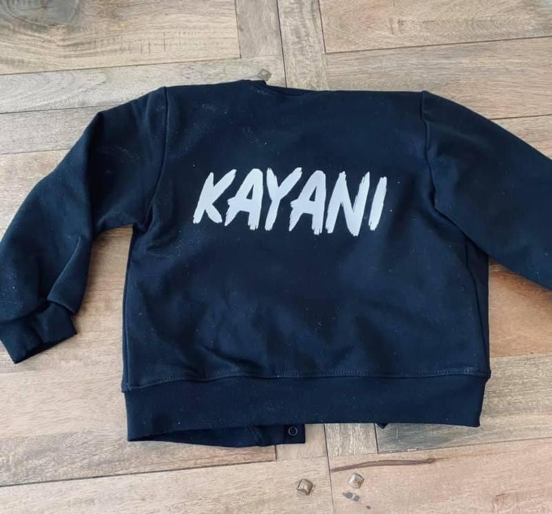 Name Jacket