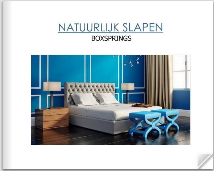 Natuurijk Slapen Digitale Brochure