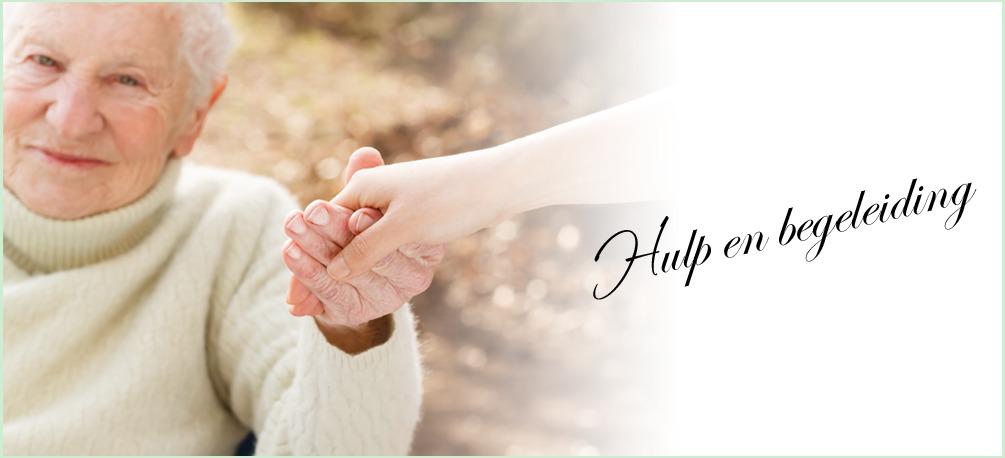 Hulp en begeleiding