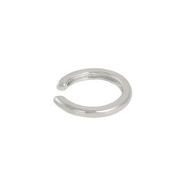 Ear Cuff - silver plated