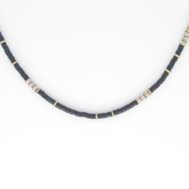 Necklace - Rubber Beads 1