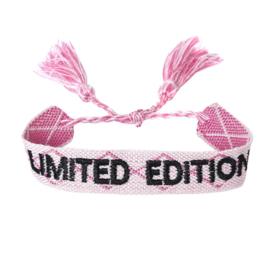 Bracelet - Limited edition - pink