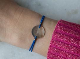 Bracelet elastic - Blue
