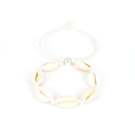 Shell Bracelet - beige