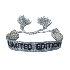 Armband - Limited edition - blue