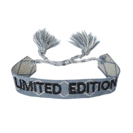 Bracelet - Limited edition - Blue