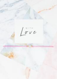 Wish Bracelet - With Love