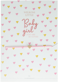 WISH BRACELET   BABY GIRL