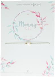 WISH BRACELET   MOMMY TO BE