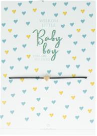 WISH BRACELET   BABY BOY
