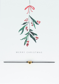 Wish Bracelet - Merry Christmas 3