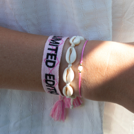 Armband - Limited edition - pink