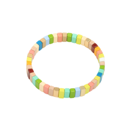 Colourful Bracelet - Multicolor