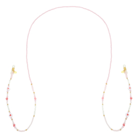 Sunny Cord - Beads - Pink