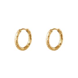 EARRINGS | RVS GOLD