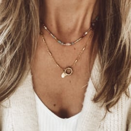 NECKLACE | RVS GOLD