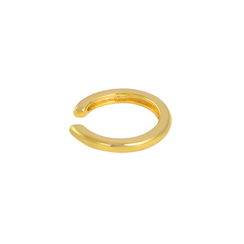 Ear Cuff - silver/gold plated