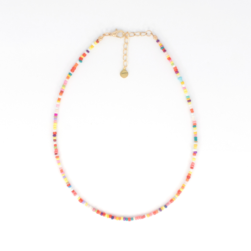 Summer Necklace - Mini Beads