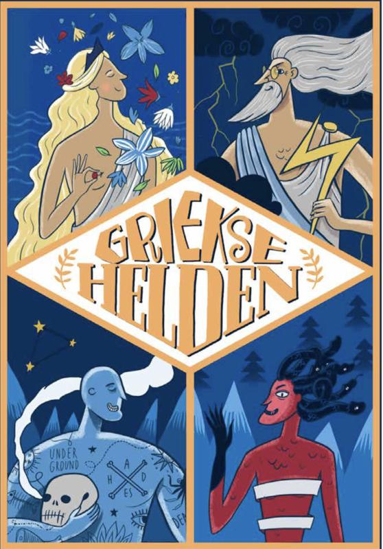 Griekse helden