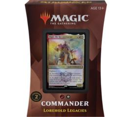 commander deck: lorehold legacies